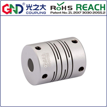 Cardan Aluminium GI- parallel wire shaft coupling shaft couple accessories flexible bw65c od65 l81 aluminium coupling bellows coupling shaft coupling