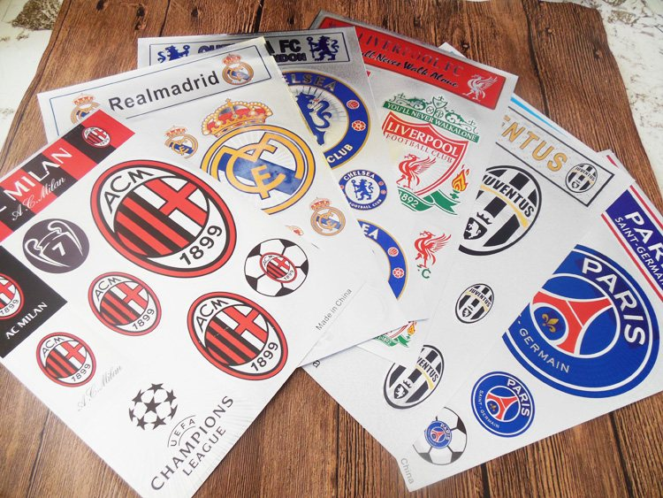 REAL MADRID soccer football badge iron-on Brodé Patch Emblème appliqué W TW