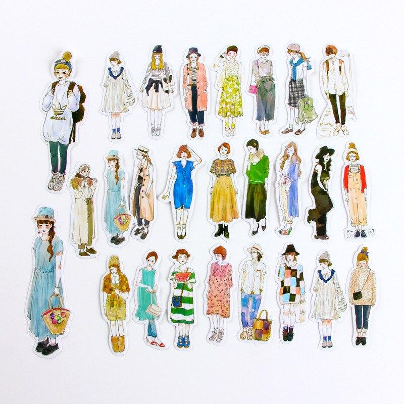mooie Stickers kawaii cartoon sticker PVC Plakboek handboek dagboek - Klassiek speelgoed - Foto 4