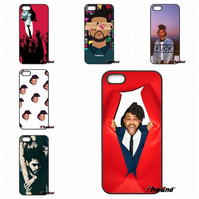 coque iphone 7 the weeknd