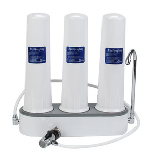 UF Water Filter System with Fa