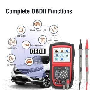 Image 2 - Autel AutoLink AL539 OBDII Electrical Test Tool Auto AL 539 OBD2 Scanner Internet Update Voltage Circuit Start Tester PK AL539B