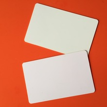 10000pcs/lot T5567 T5577 PVC 125KHZ RFID Card Printable Blank Card