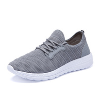 Cheap Womens Athletic Shoes Light Weight Running Shoes New Women Walking Sneakers Gray Pink Women Sport