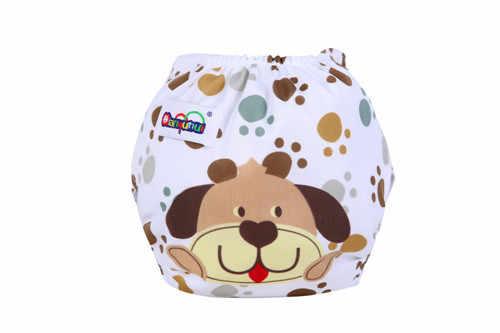 חמה מכירות 1 יחידות לשימוש חוזר תינוק תינוק חיתול בד חיתולי רך מכסה רחיץ משלוח גודל מתכוונן Fraldas חורף קיץ גרסה
