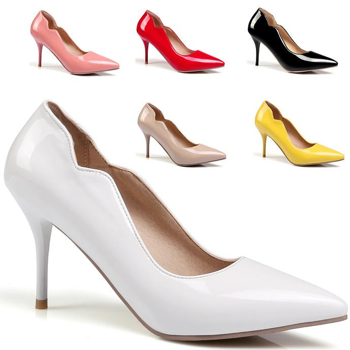 Europe and the <font><b>United</b></font> States single <font><b>shoes</b></font>, <font><b>nude</b></font> color pointed high heel <font><b>shoes</b></font> shallow shallow bridesmaid <font><b>shoes</b></font> 32-33 40-41-42-43