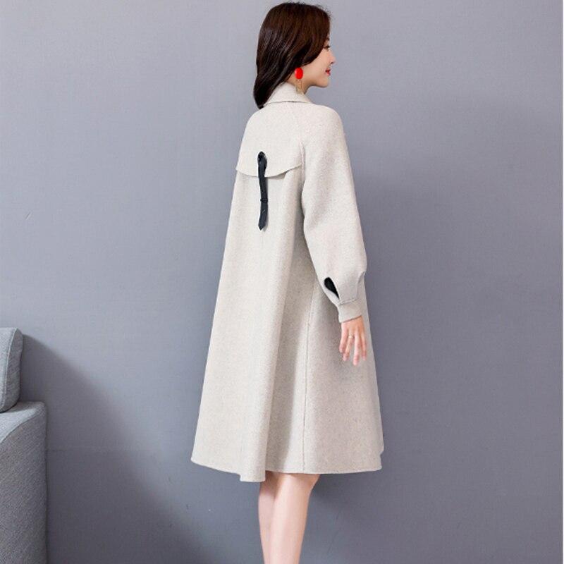 Femmes Taille Poitrine Veste Casual Unique Manches 2018