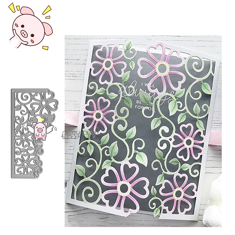 Electronic Components & Supplies Pp Craft Metal Cutting Dies Cut Die Mold Two Semi-circular Frames Scrapbook Paper Craft Knife Mould Blade Punch Stencils Dies