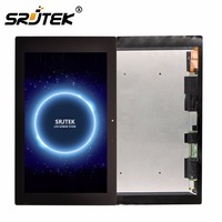 Srjtek 10 1 Assembly For Sony Xperia Tablet Z2 SGP511 SGP512 SGP521 SGP541 LCD Display Touch