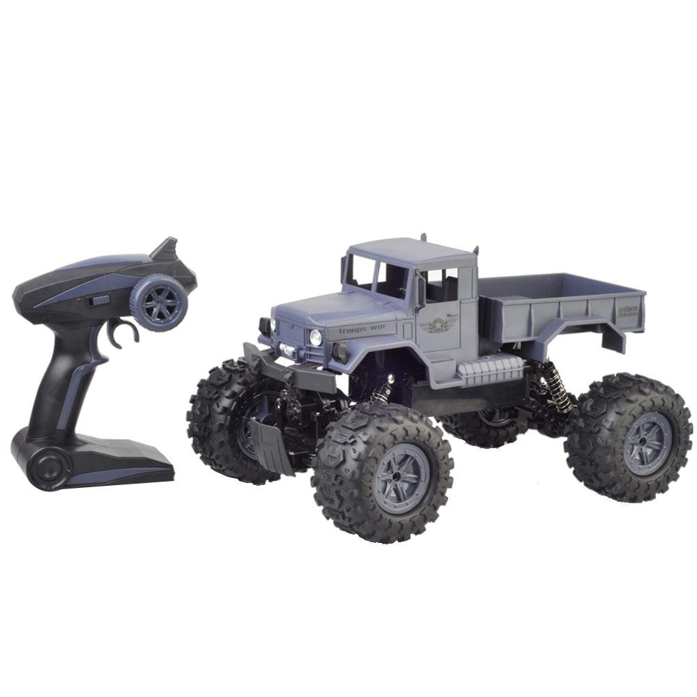 1/12 Waterdichte RC Crawler Desert Truck Auto RTR Afstandsbediening Model Off Road RC Truck Voertuig Speelgoed