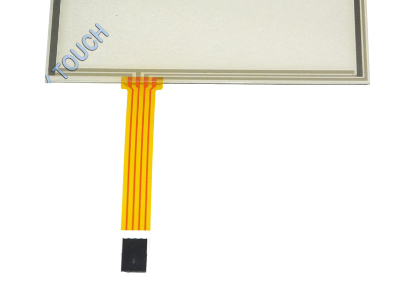 NEW 8 Inch 4 Wire Resistive Touch Screen Panel USB 183x141mm for EJ080NA-04C LCD W7 touch panel Glass Free shipping