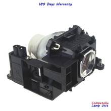 NP15LP Lampe De Projecteur/Ampoule Module Pour NEC M260X M260W M300X M300XG M311X M260XS M230X M271W M271X M311X Avec 180 Jours de Garantie