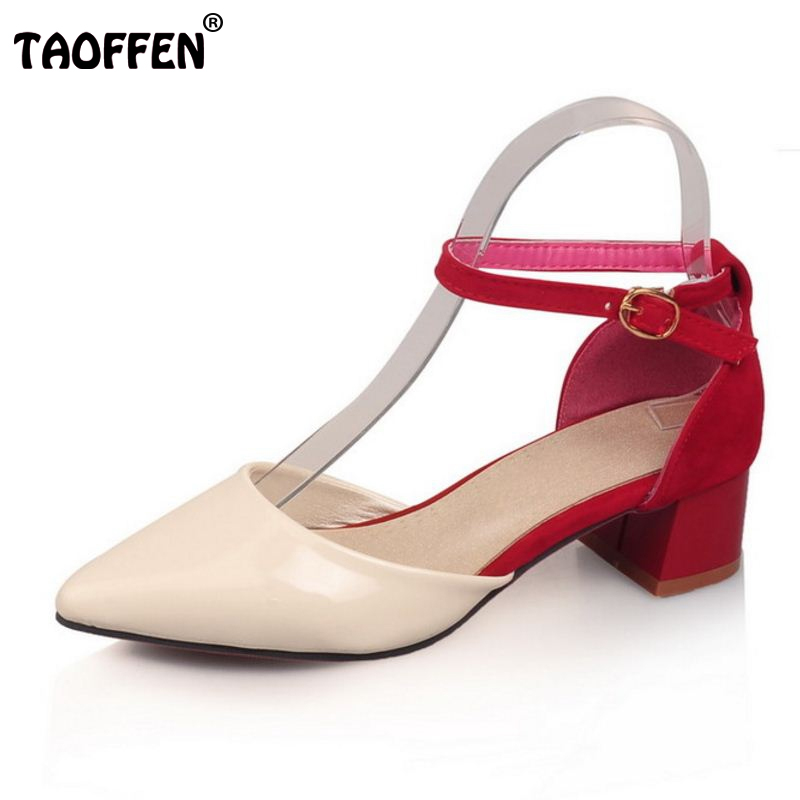 Women High Heel Sandals Women Pointed Toe Shoes Womens Lady Suede Leather High Quality Fashion Brand Shoes Size 34-43 PA00530 women flat sandals fashion ladies pointed toe flats shoes womens high quality ankle strap shoes leisure shoes size 34 43 pa00290