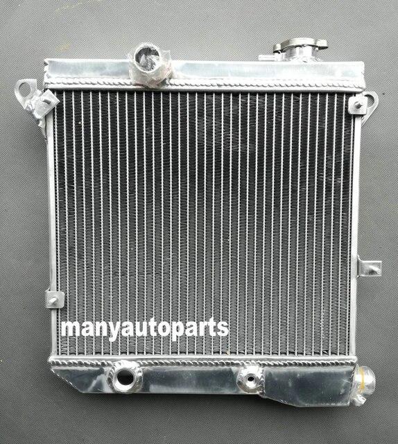GPI da corsa tutti i radiatore in alluminio per Autobianchi A112 3-7 serie 4 5 6