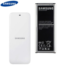 Samsung Original Desktop Dock Charger+ EB-BN910BBE Battery For Samsung GALAXY NOTE4 N910a N910u N910F N910H N910V Note 4 3220mAh цена и фото