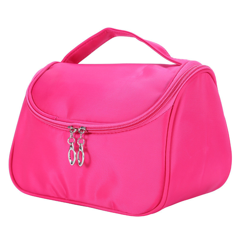 Cosmetic Box 2019 New Fashion Female Professional Cosmetic Bag Women's Large Capacity Storage Handbag Travel Makeup Bag