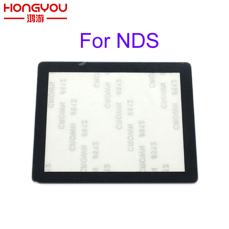For NDS Plastic Mirror For NDS Screen Lens Protector For Nintendo DS NDS Lens Replacement Part