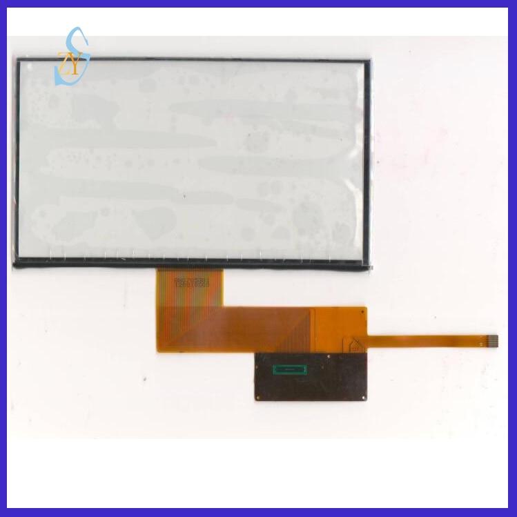ZhiYuSun POST BN0705301 7inch touch screen digital player handwriting screen outer periphery dimension General touch screen zhiyusun new 5 7 industrial touch screen g057qn01 lm32019ttm057kd01 post four line resistance handwriting