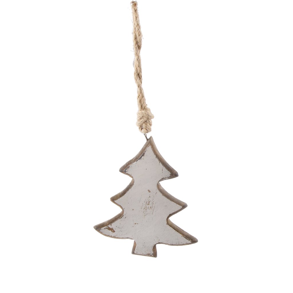3 unids madera Ángel Estrella árbol Adornos ceaft Navidad árbol ...