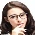 2016 Nova Onda Da Moda ULTEM Armações TR90 Armações de Óculos de Olho para As Mulheres