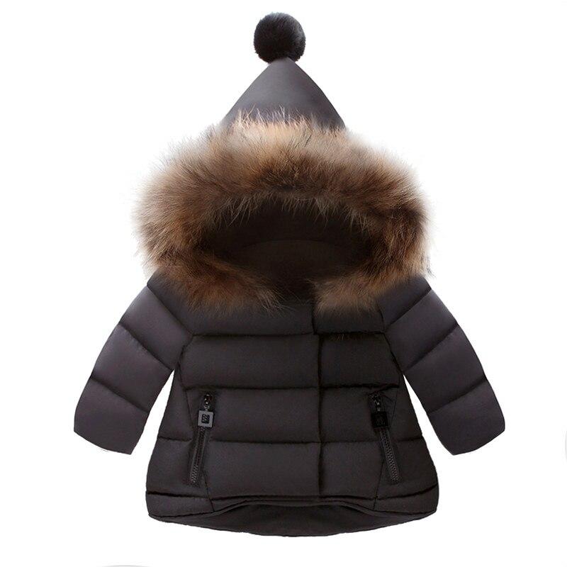 Модная одежда для детей, Детская мода куртки для девочек куртка осень-зима для мальчиков теплые пальто с капюшоном Верхняя Одежда для мальч...