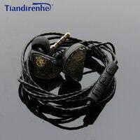 New In Ear Écouteurs Bruit HIFI Annulation Écouteurs Engins Casque Basse DJ Sport Musique Casque de Boules Quies pour iPhone xiaomi Samsung