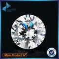 Frete grátis 100 pcs 3.5 ~ 15mm 5A Branco Zirconia Cúbico Solto 6mm Talão Pedras Redondas Corte Solto Pedra DA CZ Gemas Sintéticas