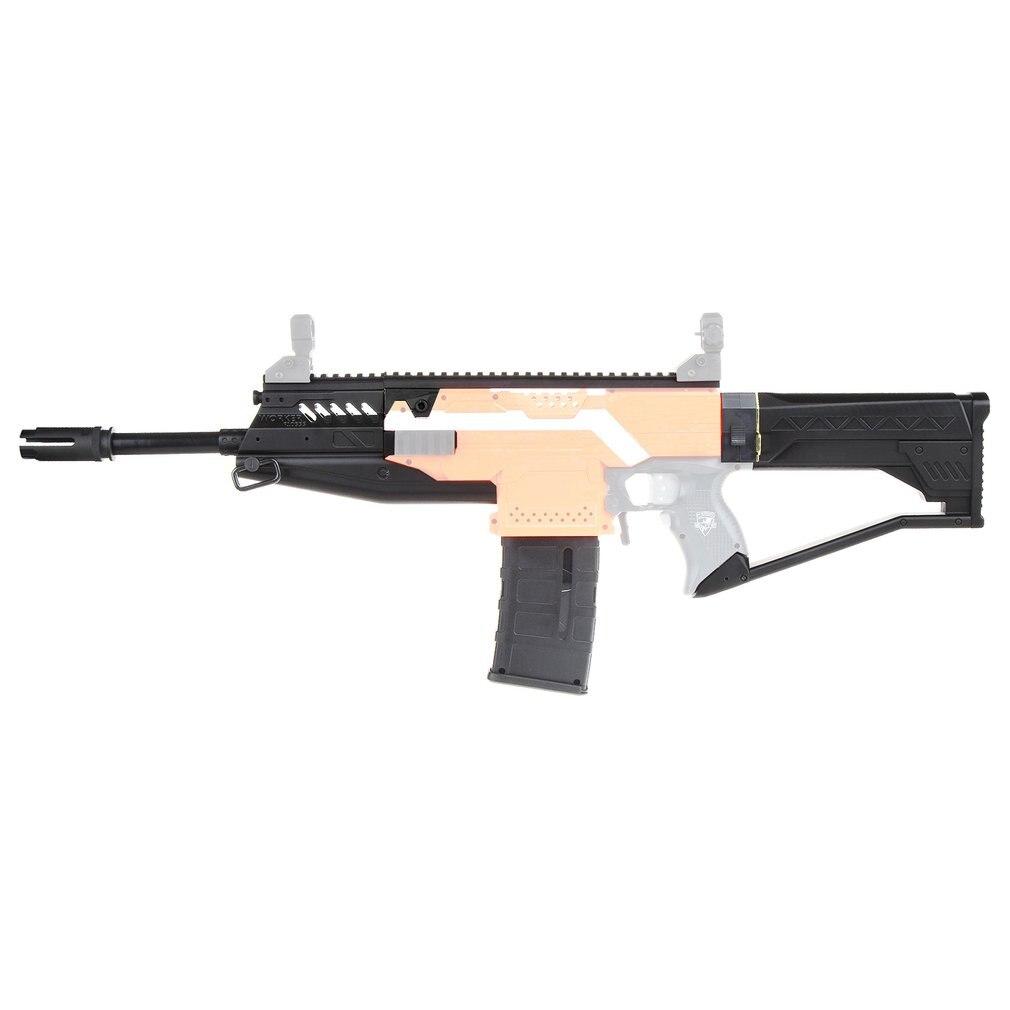 MOD F10555 baril Imitation Kit 3D impression haute résistance en plastique Combo pour Stryfe modifier jouet pour Nerf pièces bricolage pistolet jouets