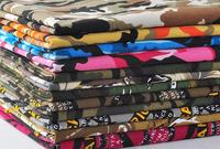 11 Colour Manual Canvas Printing Camouflage Cotton Fabric Print Satin Floral Fabric Military Combat Fabric Width150CM