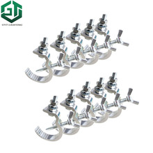 10pcs/lot Aluminum lights hook LED Par hooks professional stage equipment led stage light truss dj club light hanging hook