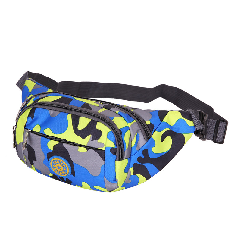 Waterproof Waist Pack for Man Women Marathon Camouflage Running Bag Nylon Money Belt Mobile Phone Pouch Jogging Sports Bags ...