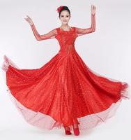 Free Shipping Girls Red Traditional China Uygur Costume Activities Festival Stage Dance Dresses Clothes For Muslim