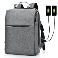 Waterproof Laptop Backpack Bag For Notebook Business Laptop Computer Bag with USB Charger New Travel Bag For Men Women