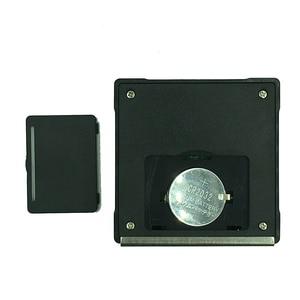 Image 4 - Digitale hoekzoeker Gradenboog elektronische level box 360 Graden digitale inclinometer hoek meten met magneten Draagbare