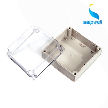 DS-AT-1717-1  175*175*100mm 2014 Newest Large IP66 ABS Waterproof  Switch Box IP66  (Screw Open -Close Type)