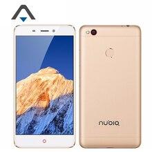 Оригинал ZTE Nubia N1 4 Г LTE Мобильного Телефона Helio P10 Окта основные Android 6.0 Телефон 5.5 «3 ГБ RAM 64 ГБ ROM 13MP 5000 мАч Отпечатков Пальцев