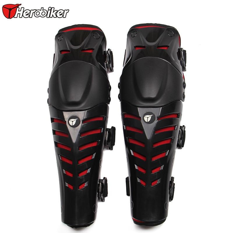 HEROBIKER Moto Racing Motocross Protección Codo Rodilleras - Ropa deportiva y accesorios