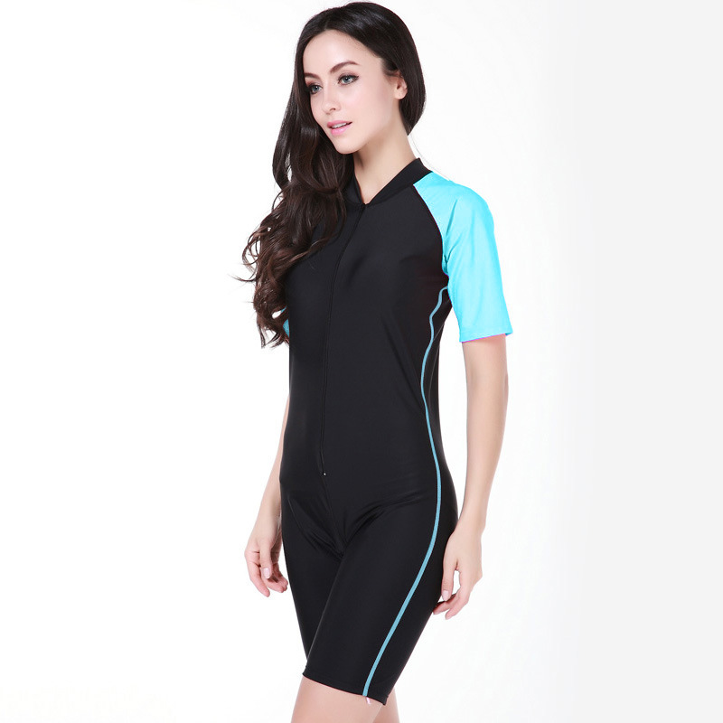 Sbart-Short-Sleeves-Men-Womens-Padded-Wetsuits-One-Pieces-Diving-Suits-Surfing-Rash-Guards-Swimming-Equipment (1)