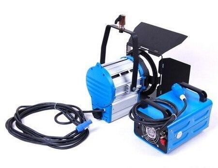 ASHANKS Économique 575 W HMI Fresnel Lumière Avec 575 W Ballast Électronique + 6000 K Ampoule pour L'éclairage de Studio Micro Film Film Lumière Du Jour