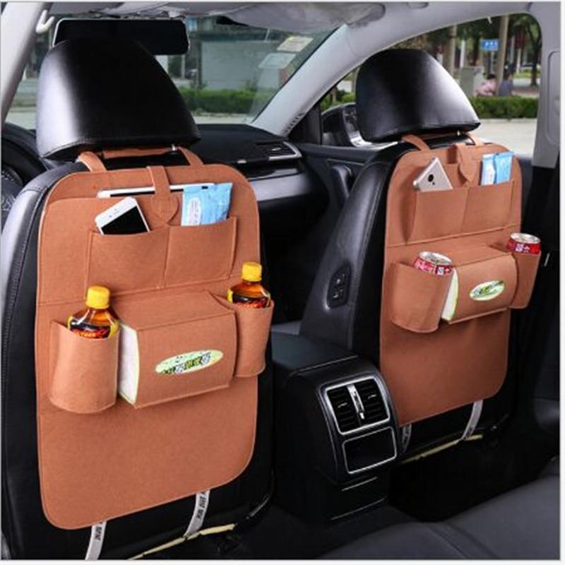 Auto Aufbewahrungstasche Rücksitz für Kia Rio K2 K3 5 Sportage Ceed Sorento Cerato Seele Buick Hyundai Tucson 2016 Akzent Ix35 Accessori