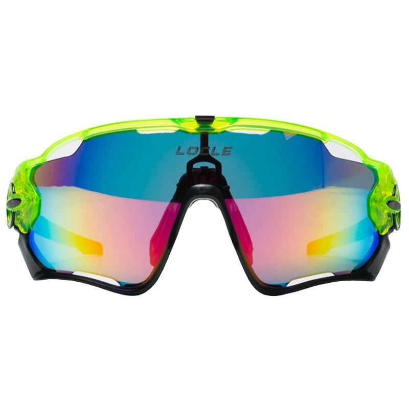 Jalan Gunung Bersepeda Kacamata Kacamata Kacamata Terpolarisasi UV400 Bersepeda  Sepeda Kacamata Oculos Gafas Ciclismo 5 Lensa di Bersepeda Eyewear dari ... ed21fcf4d4