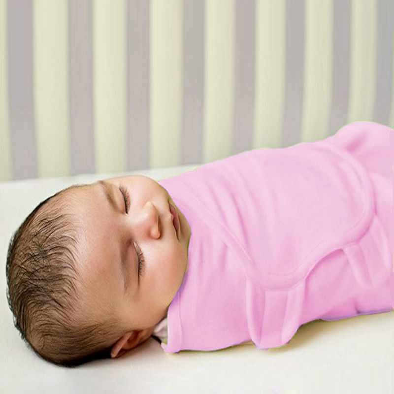 Pure Cotton Newborn Swaddle Envelope For Newborns Baby Sleeping Bag Baby Sleep Sacks Breathable Infant Wrap For Newborns To 6 M