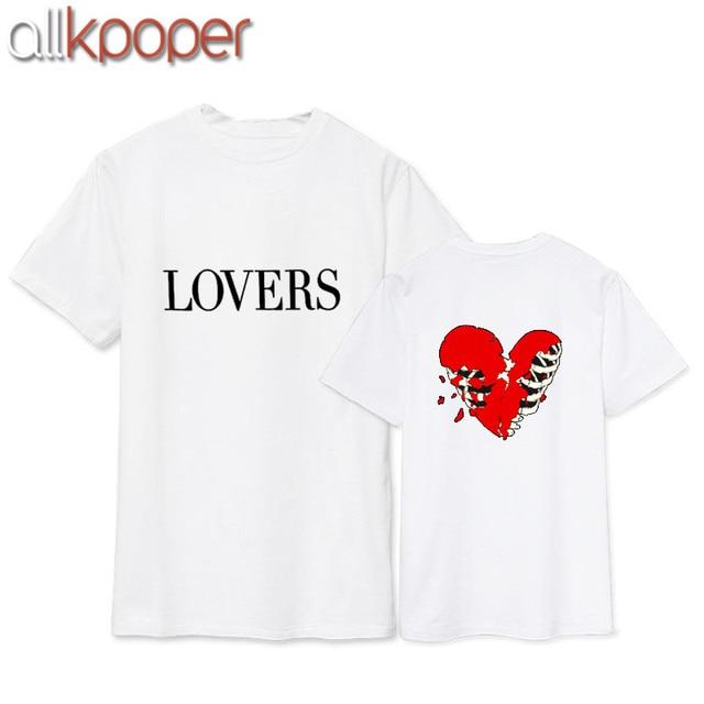 ALLKPOPER KPOP BTS JIMIN T shirt Bangtan Boys Concert
