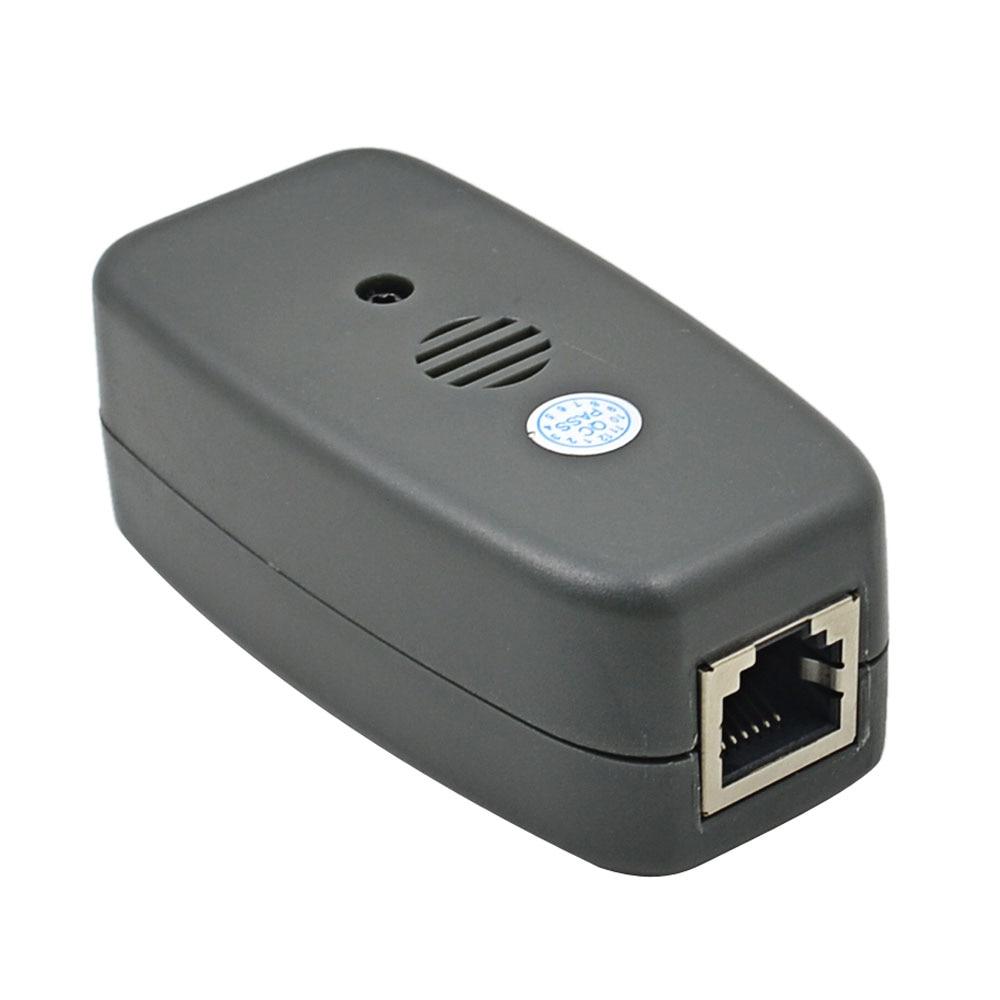 NOYAFA NF-8200 testeur de câble réseau LAN RJ45 RJ11 traqueur de fil téléphonique de téléphone diagnostiquer le traceur de tonalité avec LED LCD - 5