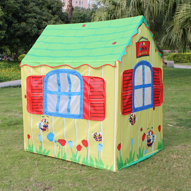 Free Shipping hot sale cute leisure tent with balls for kids mushroom tent playhouse tent for & Free Shipping hot sale cute leisure tent with balls for kids ...
