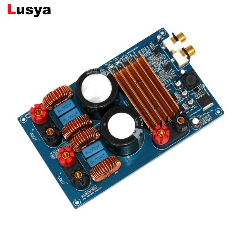 300w 300w class d tpa3255 hifi audio digital amplifier board digit power amp circuit module dc. Black Bedroom Furniture Sets. Home Design Ideas