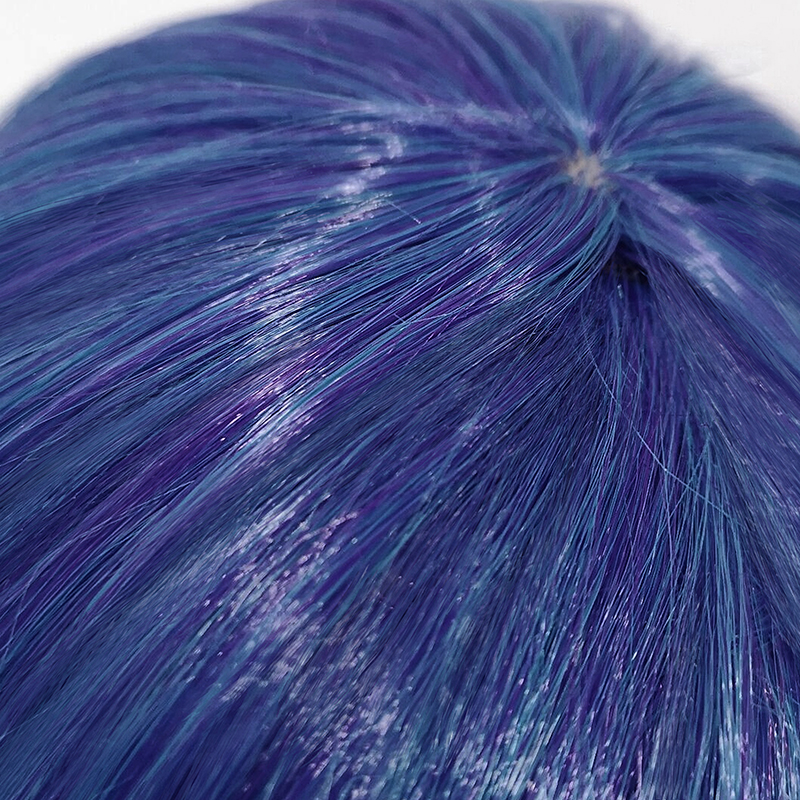 Image 4 - L email wig LOL Neeko Cosplay Wigs The Curious Chameleon Game Cosplay Wig Heat Resistant Synthetic Hair Perucas Cosplay WigSynthetic None-Lace  Wigs   -