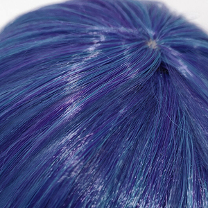 Image 4 - L email wig LOL Neeko Cosplay Wigs The Curious Chameleon Game Cosplay Wig Heat Resistant Synthetic Hair Perucas Cosplay Wig