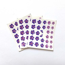 3pcs Nail Sticker Feathe DIY Manicure Slider Embossed Adhesive Art Tips Decorations Decals B15