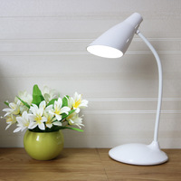 Creative Eye Protection Table Lamp LED Touch 3 Modes Dimming Energy Saving Lamp USB Charging Desk